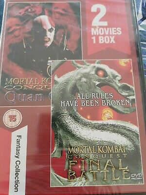Mortal Kombat Final Battle / Quanchi AMAZING LOW PRICE FANTASY COLLECTION