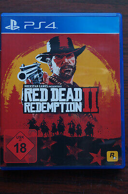 Red Dead Redemption - Playstation 4 -