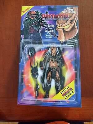 Authentic NECA Clan Leader Predator MOC from smoke free home