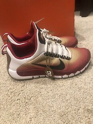 Details about Nike Free Trainer 5.0 NRG Jerry Rice HOF San Francisco 49ers Size 10. 644682 199