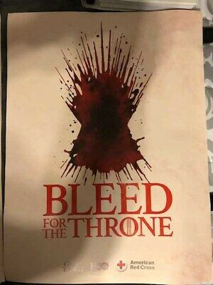Game of Thrones 18x24 HBO Poster