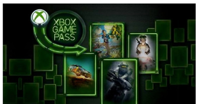 10 Day  ~ XBOX GAME PASS ~ Always have something new to play! ~ Free Shipping