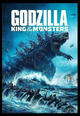 Godzilla King Of The Monsters New Dvd (Pre-Order Ships 8/27/2019)