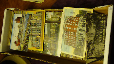 Postcard Collection Lot 600 Qty Mostly  Linen, Tint, Pre Linen Rppc