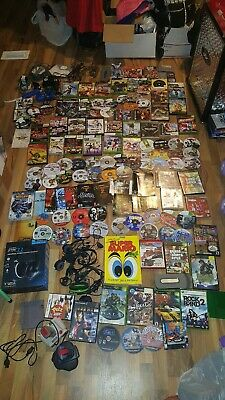 Random Video Game Lot bundle. Ps2, ps3, xbox, pc, Gamecube 29 Games & manuals!