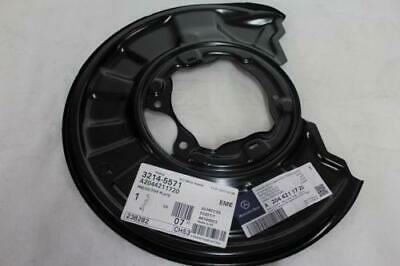 Genuine Mercedes-Benz W204 C-Class RH Front Brake Backing Plate A2044202644 NEW