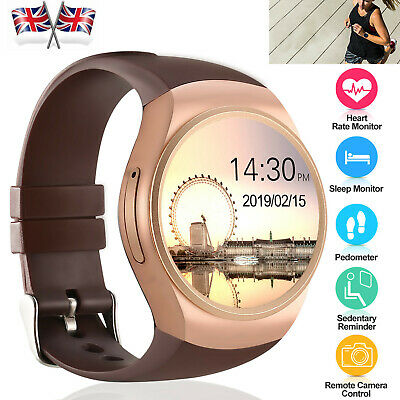 Smart Watch Bracelet Heart Rate Monitor Fitness Activity Tracker For iOS Android