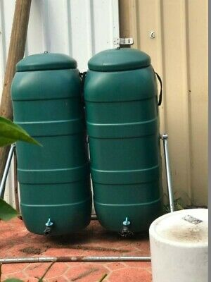 Maze 200L Twin Drum Tumbling Composter