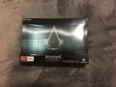 Assassins Creed Revelations Collectors Edition PC Game NEW SEALED