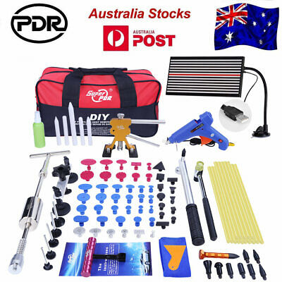 PDR Car Body Dent Repair Tools, Paintless Dent Repair Kits for Auto Dent Remover
