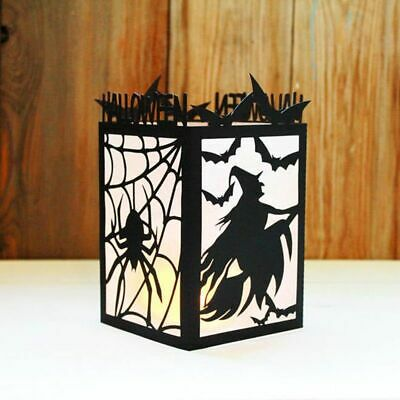 Halloween Witch Metal Cutting Dies Stencil Scrapbooking Album Card Embossing DIY