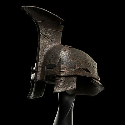 WETA the Hobbit Lord of the Rings Gundabad Orc Helm 1:4 scale Helmet NEW SEALED