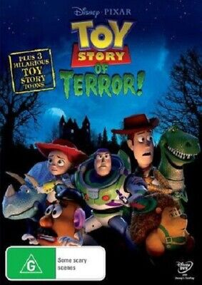 Toy Story of Terror - DVD Region 4 [New & Sealed]