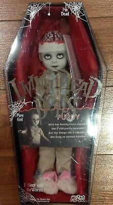 Mezco Living Dead Doll - PURDY - Mint Condition- Carefully Opened - First Owner