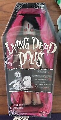 Mezco Living Dead Doll - GRACE OF THE GRAVE - Mint Condition - First Owner