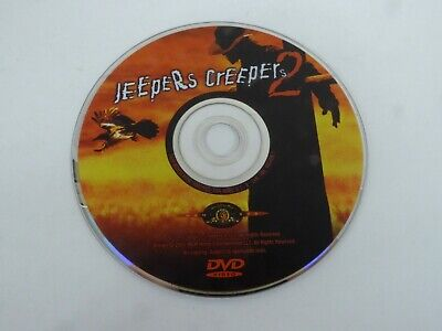 Jeepers Creepers 2 - Region.1 -  Disc Only