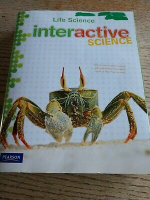 LOT OF 2 INTERACTIVE SCIENCE Forces Energy Middle School