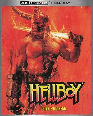 Hellboy (2019) (4K Ultra Hd/Bluray)(2 Disc Set)(Used)