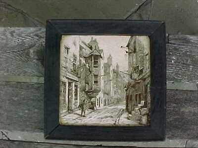 minton china works..stoke on trent..walbrook london..from 1885..street scene