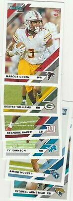 2019 Donruss Football Rookie & Rated Rookies #251-350 COMPLETE YOUR SET You Pick