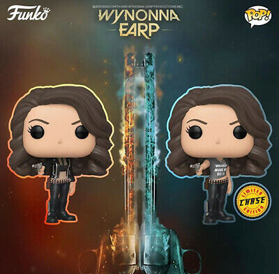 Wynonna Earp with Chase Set Funko Pop! PRE-ORDER