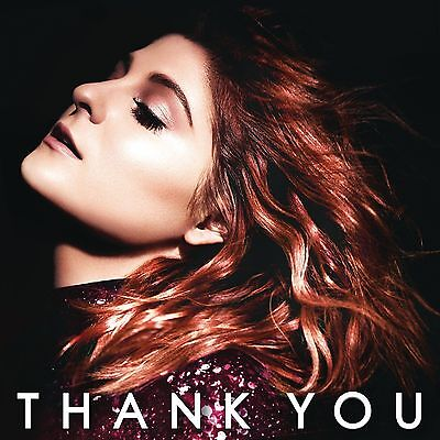 Thank You by Meghan Trainor (CD, May-2016, Epic)