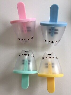 Pusheen Subsciption Box Ice Lolly Moulds