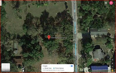 Beautiful Fort Myers Home Lot! No Reserve!Markland Ave
