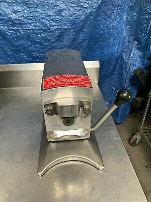 Used EDLUND 27000 Electric Can Opener