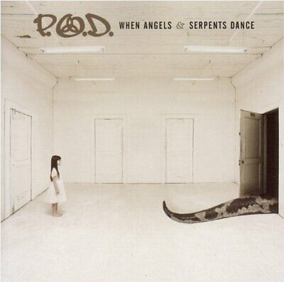 |084129| Pod - When Angels & Serpents Dance [CD x 1] Neuf
