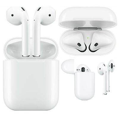 New Genuine Apple AirPods 2nd Generation Wired Charging Case (Latest Model)