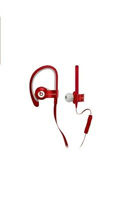 New Beats By Dre. Original Powerbeats2 Wired In-Ear Headphone - Red