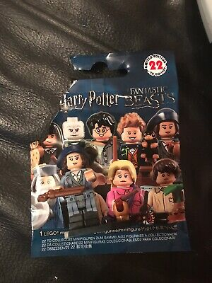Lego  Minifigures Harry Potter and Fantastic Beasts