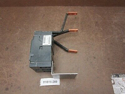 GE SELA36AT0030 Breaker SRPE30A20 Trip Unit 30 amp 3 pole With mounting bus Bars