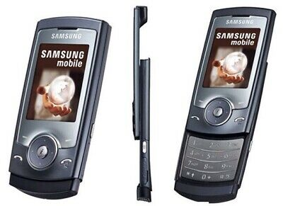 Samsung Slide Dummy Mobile Cell Phone Display Toy Fake Replica