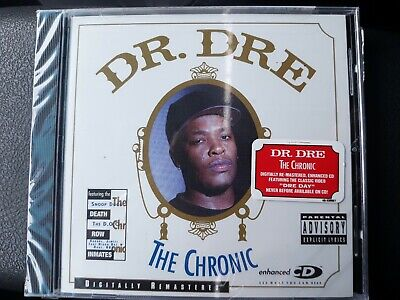 Chronic, The [PA] by Dr. Dre (CD, Jul-1996, Death Row (USA)) Brand New