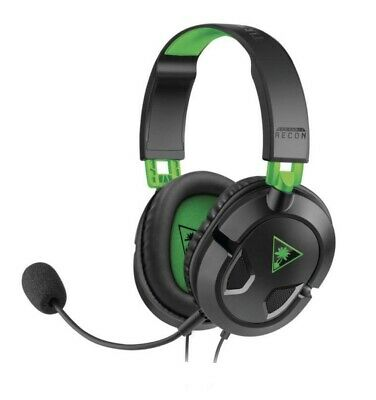 Turtle Beach Ear Force Recon (TBS-2303-01) 50X Stereo Gaming Headset - Black