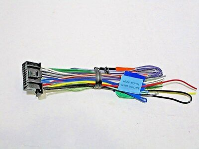 ORIGINAL JVC KW-NT700 Wire Harness New Oem A7 - $28.96 ... on alpine wire harness, sony wire harness, panasonic wire harness, bosch wire harness, dual wire harness, clarion wire harness, daewoo wire harness, honeywell wire harness, phillips wire harness, pioneer wire harness, fisher wire harness, 11 wire harness, crown wire harness, electrolux wire harness, bush wire harness, scosche wire harness, kenwood wire harness, yamaha wire harness,
