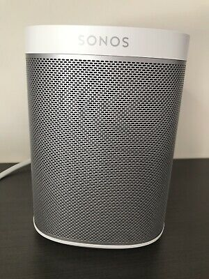 Sonos Play:1 Mini Wireless Speaker System - White (Used but As New Condition)