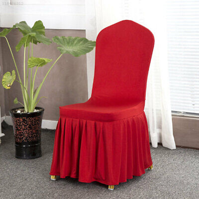 4B25 Spandex Chair Covers Stretchy Seats Covers Elastic