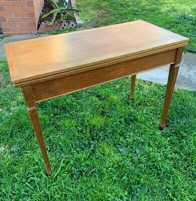 Card Table - Antique - Australian - In Excellent Condition