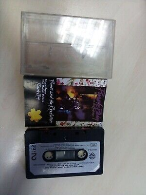 Cassette Audio Prince And The Revolution Purple Rain