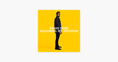 craig david following my intuition cd ***NEW & SEALED***14 SONGS, GR8 ALBUM!!