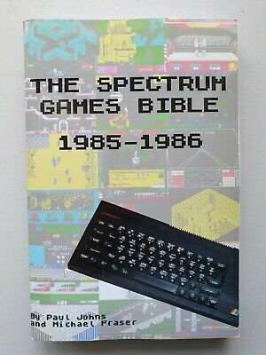 The Spectrum Games Bible 1985 - 1986 (Full Colour Edition from Lulu Publishing)