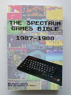 The Spectrum Games Bible 1987 - 1988 (Full Colour Edition from Lulu Publishing)