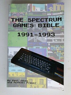 The Spectrum Games Bible 1991 - 1993 (Full Colour Edition from Lulu Publishing)