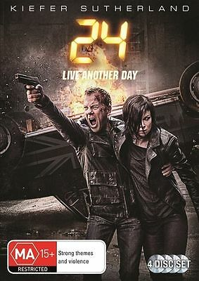 24 - Live Another Day : Season 9 : NEW DVD