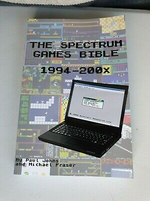 The Spectrum Games Bible 1994 - 200X (Full Colour Edition from Lulu Publishing)