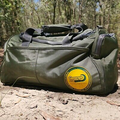 George4x4 4WD recovery Bag, heavy duty and water proof, gym bag outdoor camping