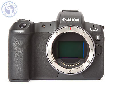 Canon EOS R 30.3MP Mirrorless Digital Camera (Body Only)